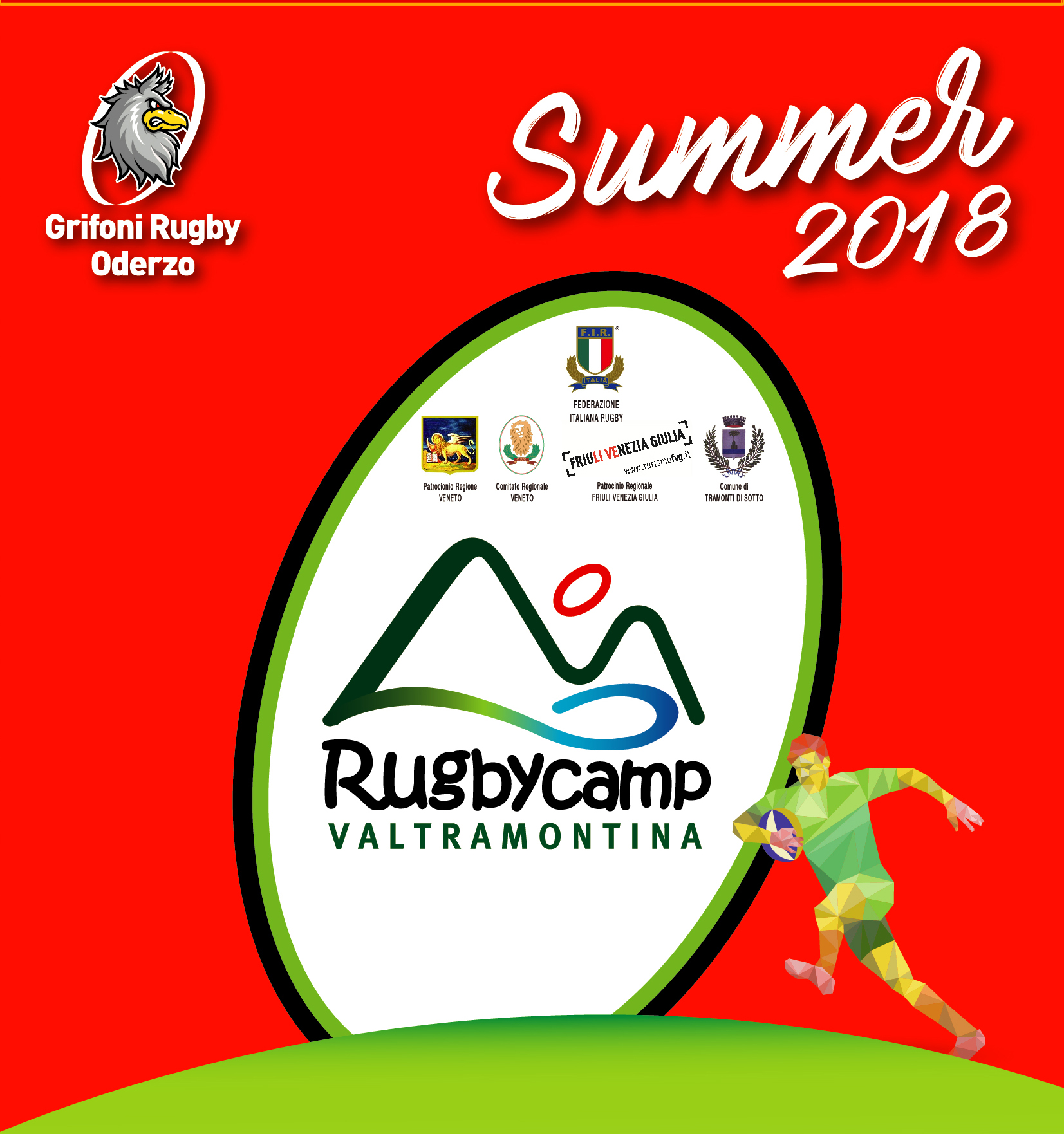 Rugby Camp 2018
